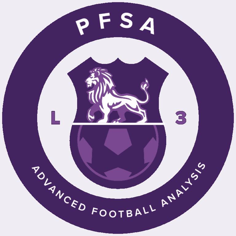 PFSA Level 3 Emblem