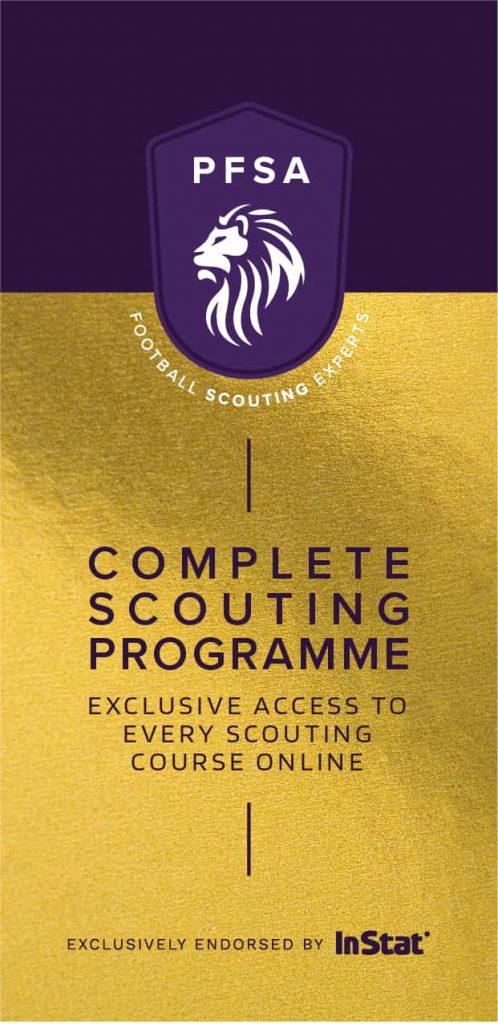 PFSA Scouting Programme