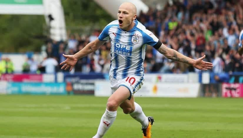 Multifaceted Aaron Mooy crucial to Huddersfield's hopes of survival
