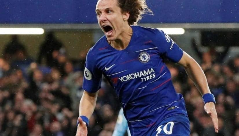 David Luiz proves his class in Chelsea's statement win over Man City