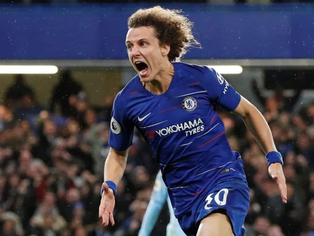 David Luiz hits back at critics on Instagram after ... |David Luiz