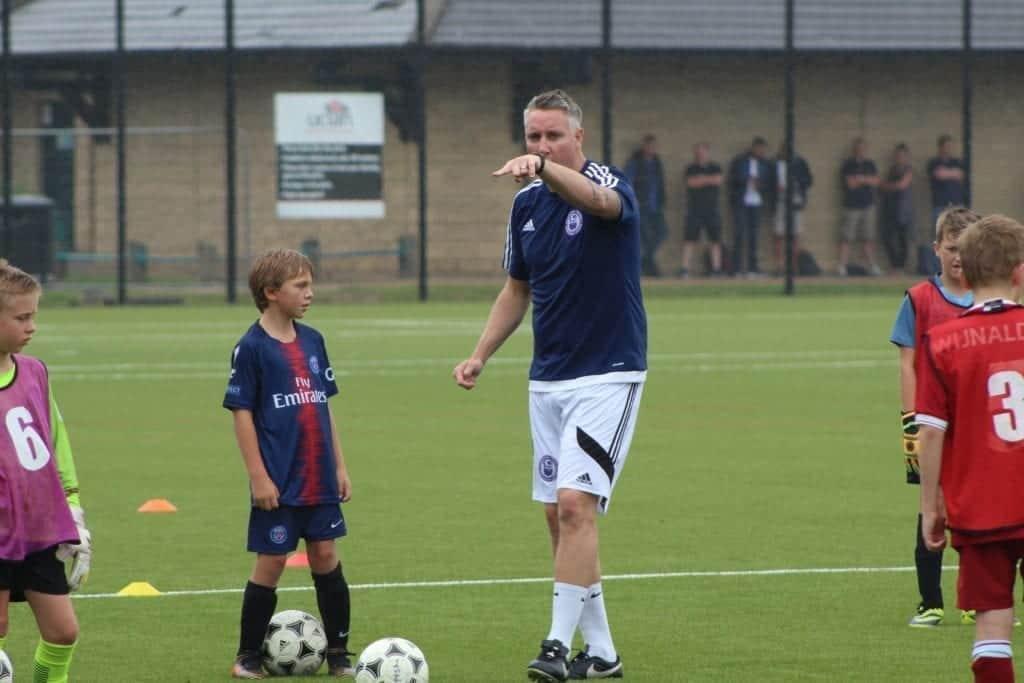 PFSA UK Football Trials