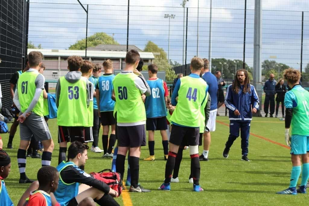 PFSA UK Football Trials