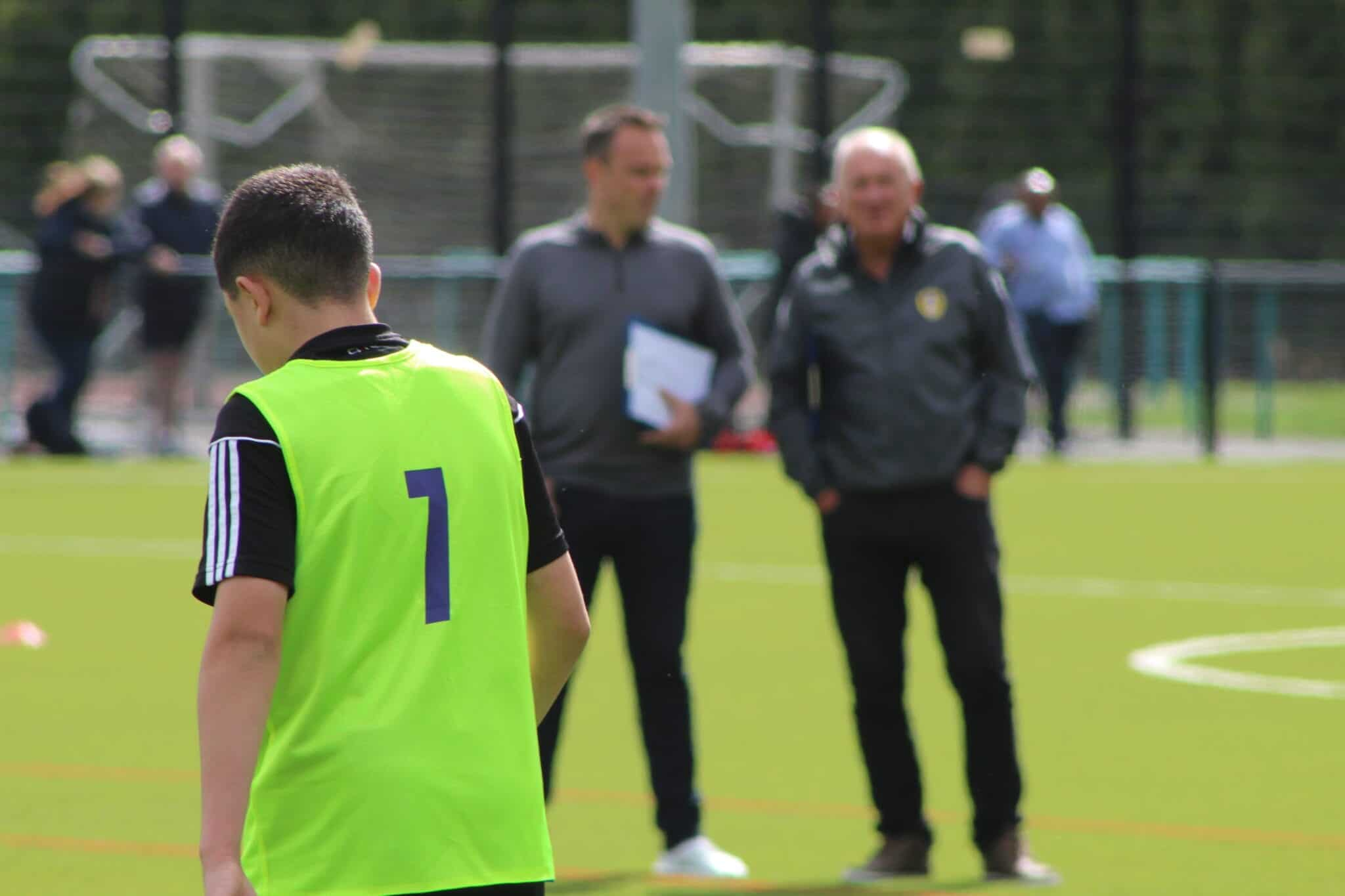 How To Get Scouted For Football The Pfsa