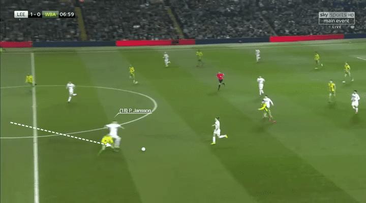 Jansson superb interception