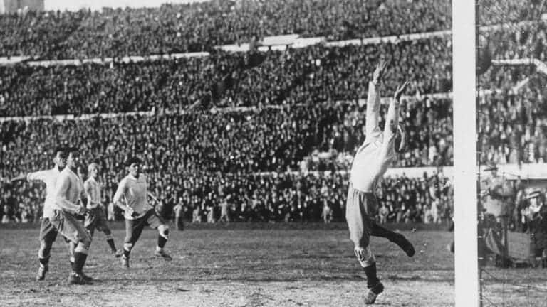The PFSA's history of football