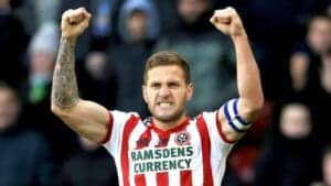 Billy Sharp ready to lead the Blades into the Premier League