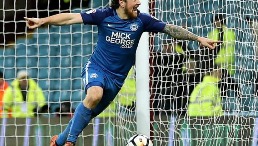 FA Cup Third Round - Aston Villa vs Peterborough United
