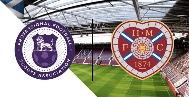 The PFSA and Hearts of Midlothian from the the SPL