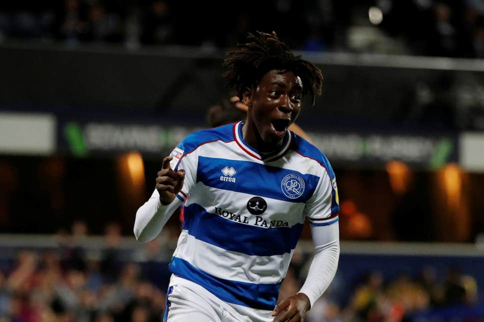 Eberechi Eze lighting up the Championship with QPR