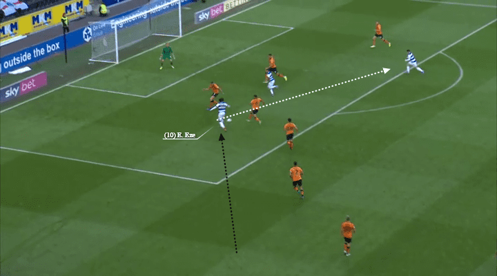 Image 4 - Brilliant pass to set up his teammate