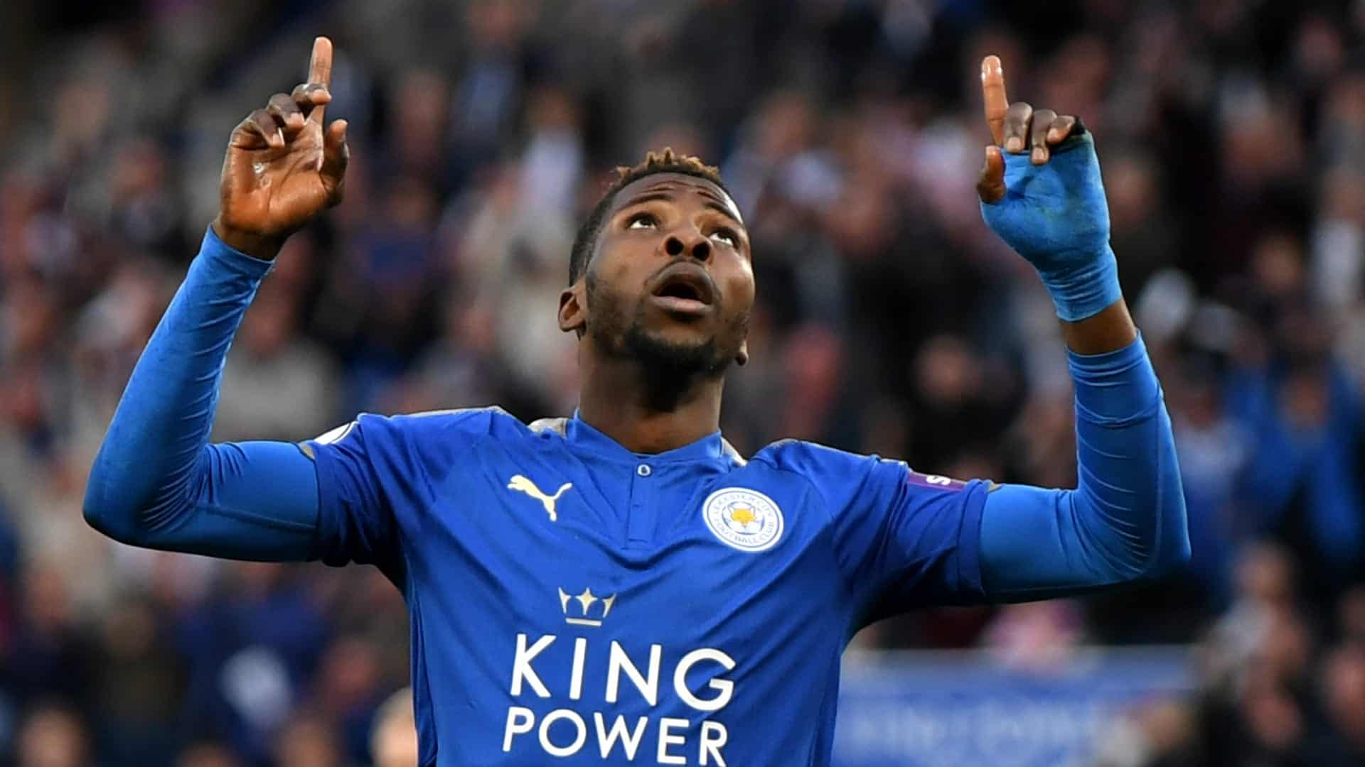 Kelechi Iheanacho (Leicester City) recommends the PFSA.