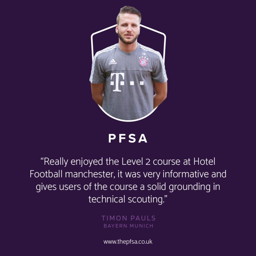 Timon Pauls recommends the PFSA