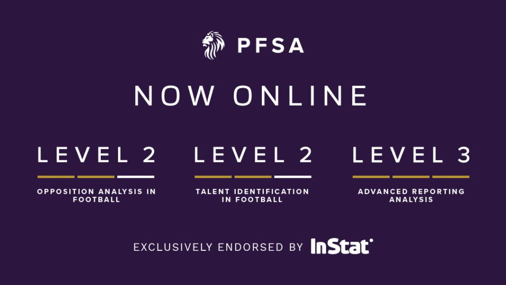 ALL PFSA Scouting Courses are now online.