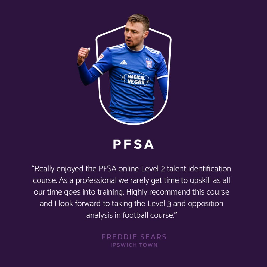 Kelechi Iheancho recommends the PFSA