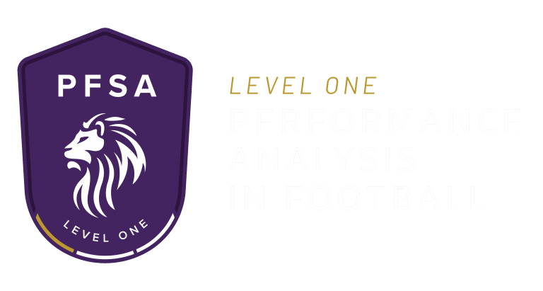 PFSA Level 1 Performance Analysis In Football
