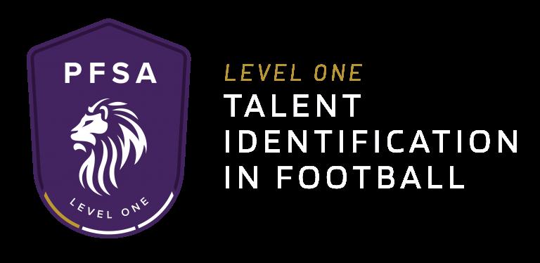 PFSA Level 1 Talent Identification In Football