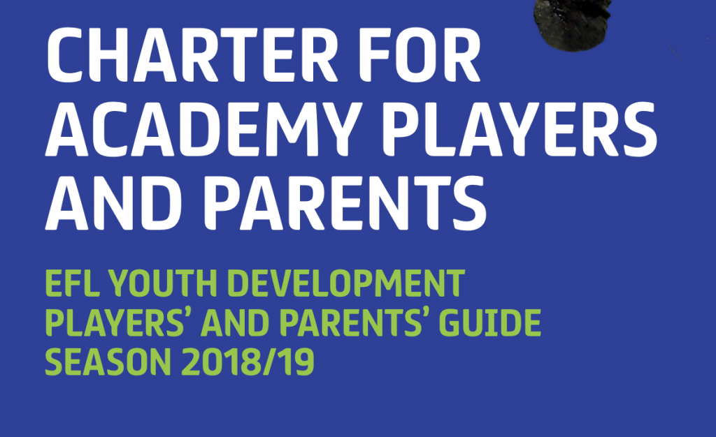 Charter for Academy Players EFL