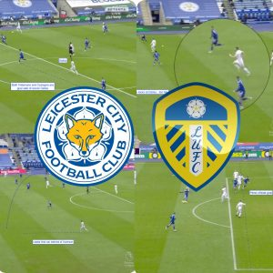 Leicester v Leeds – Pressing, transitions and runs behind