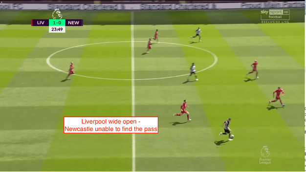 Liverpool v Newcastle United – High lines and tactical question marks