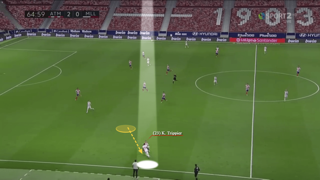 Trippier a man in demand following his sparkling La Liga form