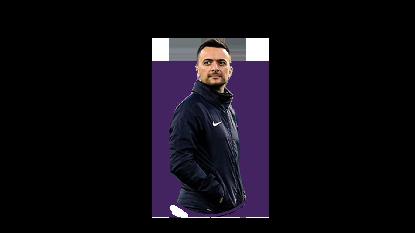 Yağız Çekem, A Takım Antrenörü