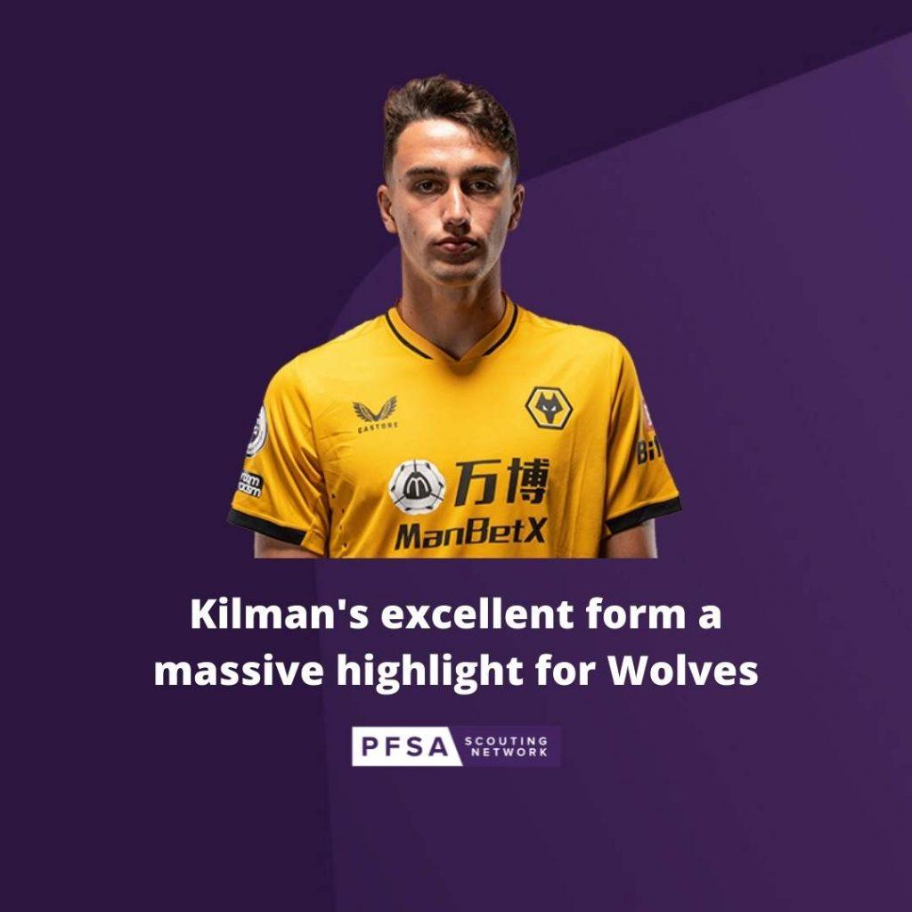 Kilman's excellent form a massive highlight for Wolves