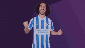 Excitement aplenty surrounding Cucurella's move to Brighton