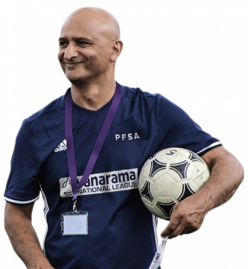 Jimmy Khan PFSA Consultant